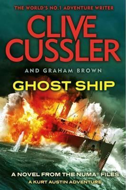 Cussler, Clive / Ghost Ship