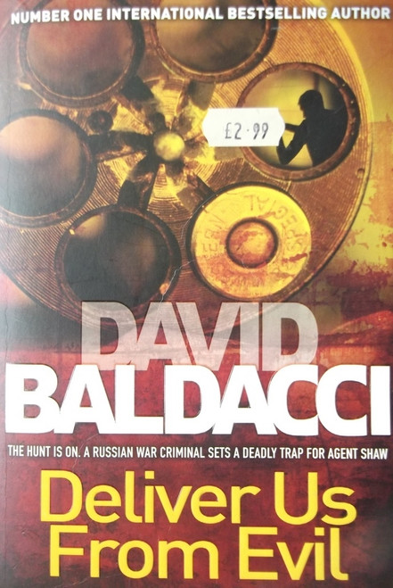 Baldacci, David / Deliver Us From Evil