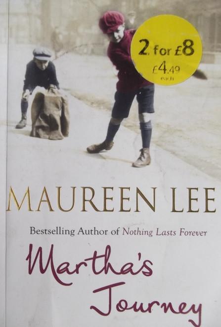 Lee, Maureen / Martha's Journey