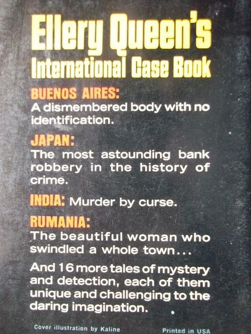 Queen, Ellery / International Case Book
