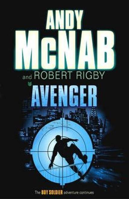 McNab, Andy / Avenger