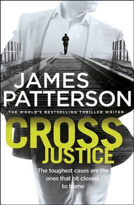 Patterson, James / Cross Justice (Large Paperback)