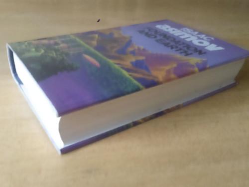 Asimov, Isaac - Foundation & Earth HB 1st Edition UK 1986 SF