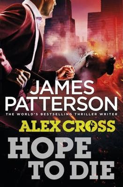 Patterson, James / Hope to Die  (Large Paperback)