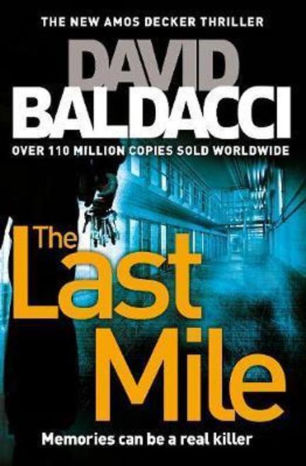 Baldacci, David / The Last Mile (Large Paperback)