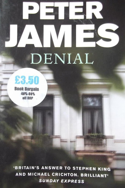 James, Peter / Denial