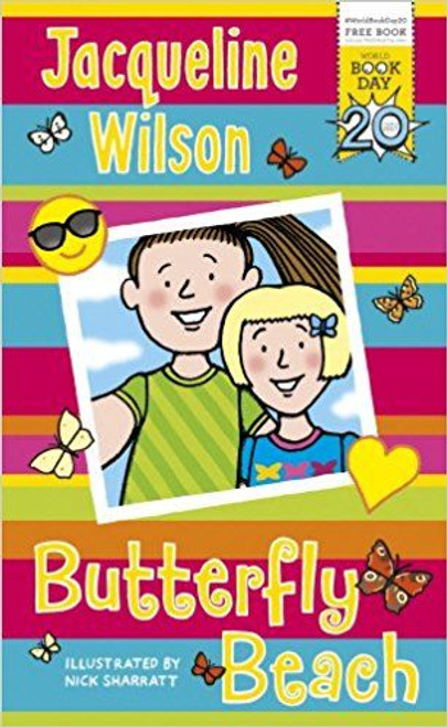 Wilson, Jacqueline / Butterfly Beach