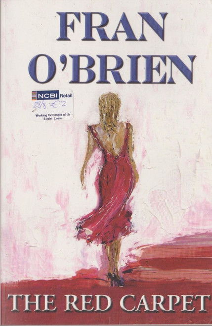 Fran O'Brien / The Red Carpet  (Paperback) (Signed by the Author)