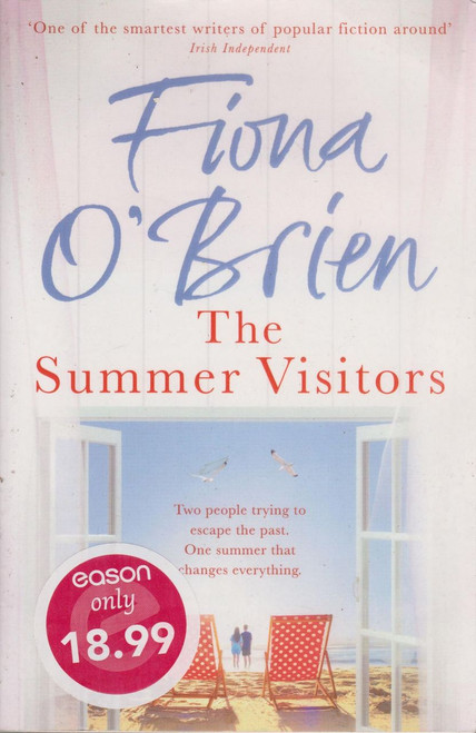 Fiona O'Brien / The Summer Visitors (Large Paperback) (Signed by the Author)