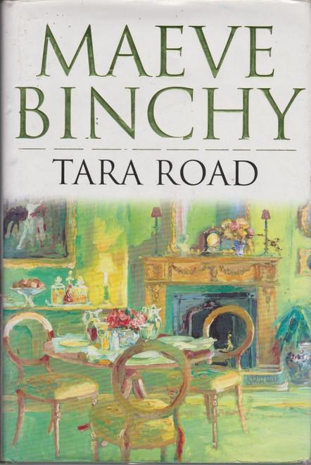 Maeve Binchy / Tara Road (Large Hardback) (Signed by the Author)
