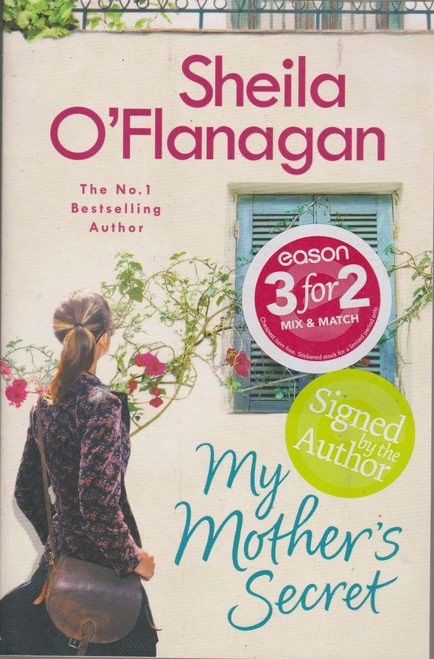 Sheila O'Flanagan / My Mother's Secret (Large Paperback) (Signed by the Author)