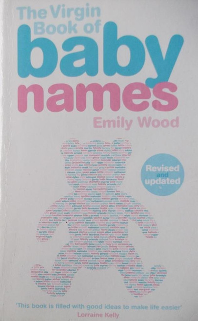 Wood, Emily / The Virgin Book Of Baby Names