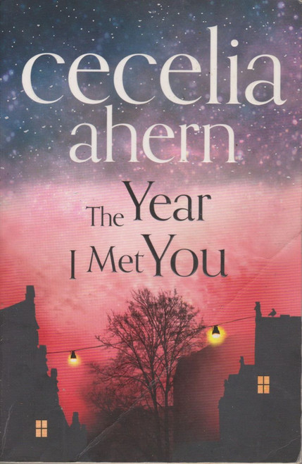 Cecelia Ahern / The Year I Met You (Large Paperback) (Signed by the Author)
