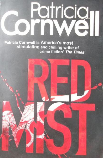 Cornwell, Patricia / Red Mist