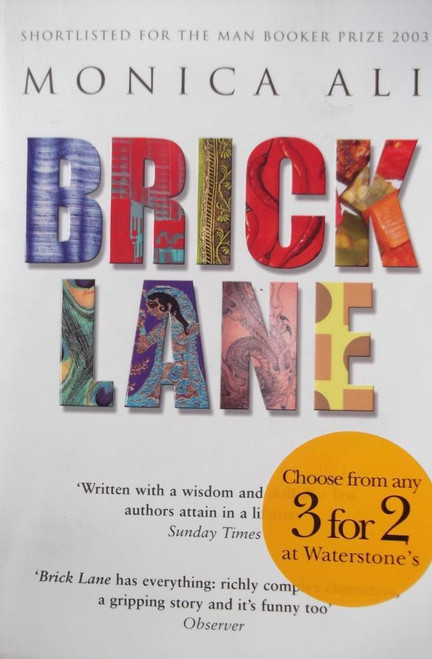 Ali, Monica / Brick Lane