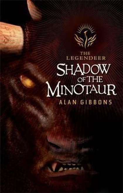 Gibbons, Alan / Shadow Of The Minotaur
