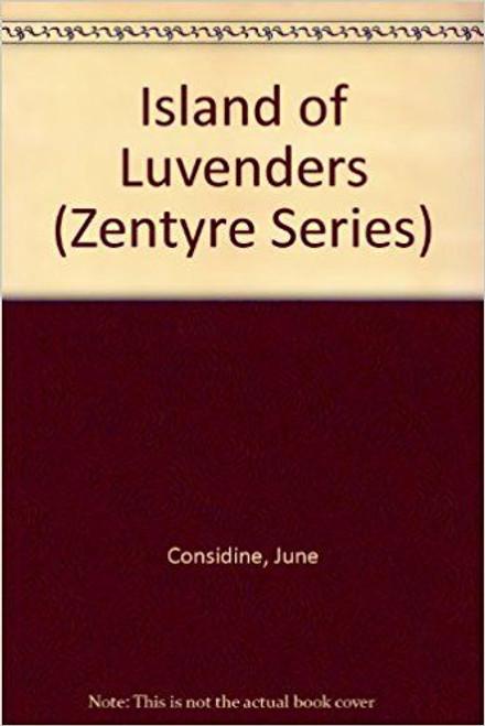 Considine, June / Island of Luvenders