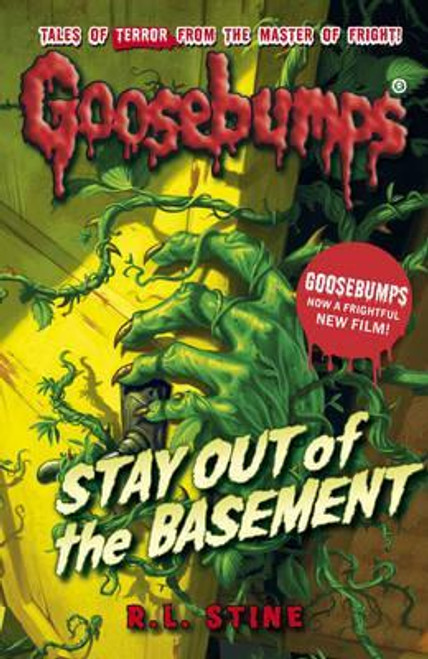 Stine, R.L. / Goosebumps: Stay Out of the Basement