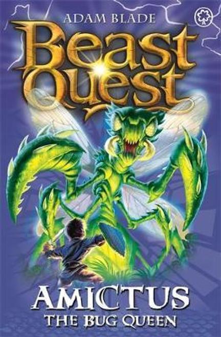 Blade, Adam / Beast Quest: Amictus the Bug Queen
