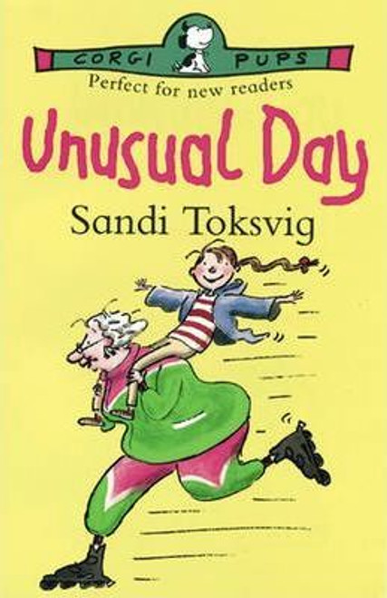 Toksvig, Sandi / Unusual Day