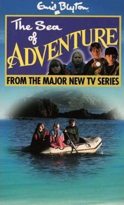 Blyton, Enid / The Sea of Adventure