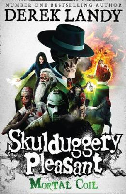 Landy, Derek / Skulduggery Pleasant: Mortal Coil ( Skulduggery Book 5)