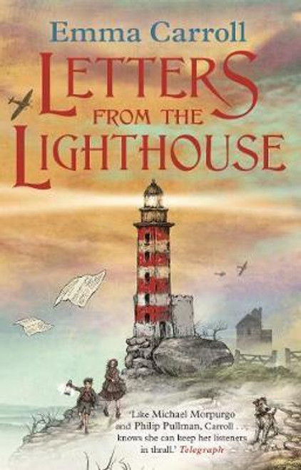 Carroll, Emma / Letters from the Lighthouse