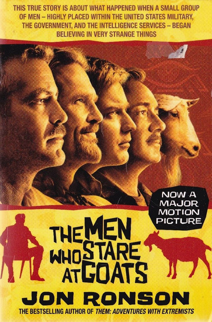 Ronson, Jon / The Men who Stare at Goats