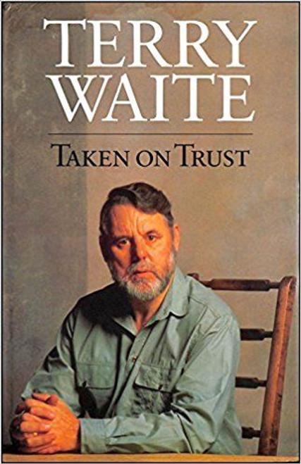 Waite, Terry /Taken on Trust (Hardback)