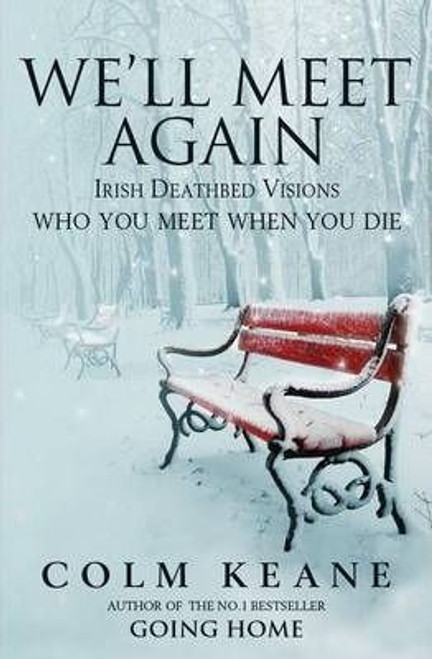 Keane, Colm / We'll Meet Again : Irish Deathbed Visions - Who You Meet When You Di (Large Paperback)
