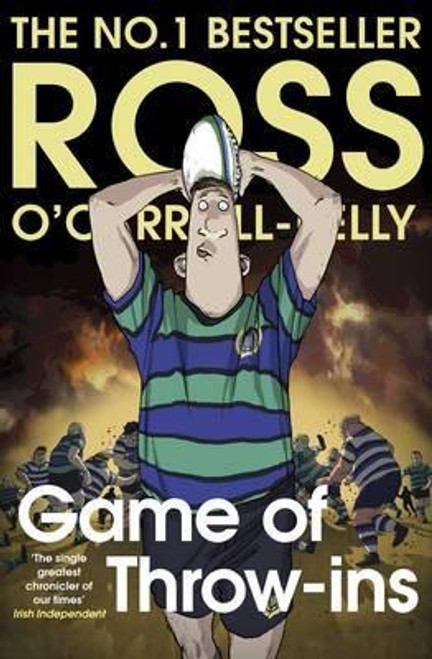 O'Carroll-Kelly, Ross / Game of Throw-ins (Large Paperback)