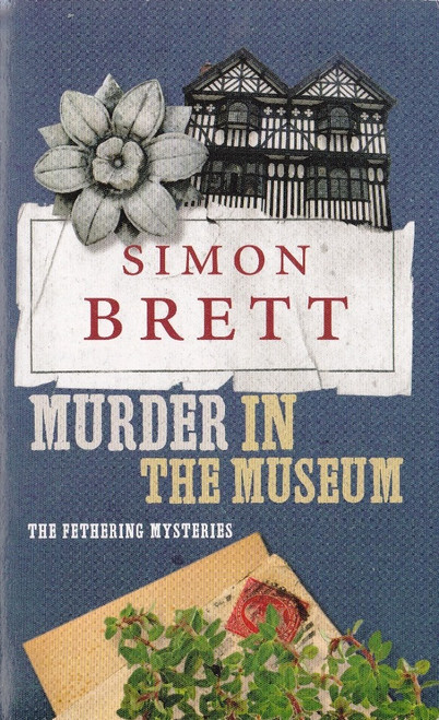 Brett, Simon / Murder in the Museum