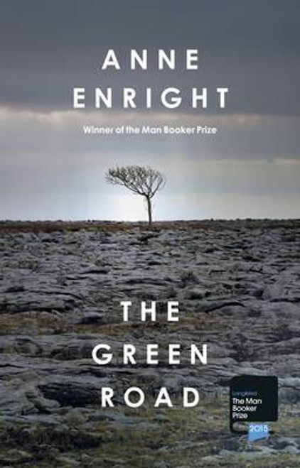 Enright, Anne / The Green Road  (Large Paperback)