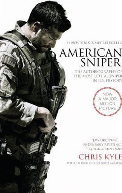 Kyle, Chris / American Sniper (Large Paperback)