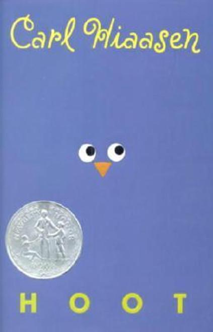 Hiaasen, Carl / Hoot (Large Paperback)