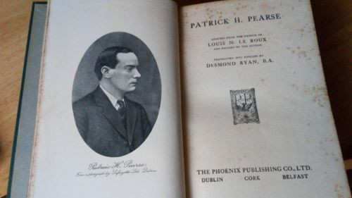 Pearse, Patrick- Complete Works of P.H Pearse 6 Volume Uniform Set HB c1924-32
