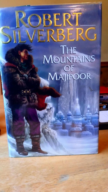 Silverberg, Robert - The Mountains of Majipoor HB 1st Ed 1995 - Majipoor Series - Book 4 )