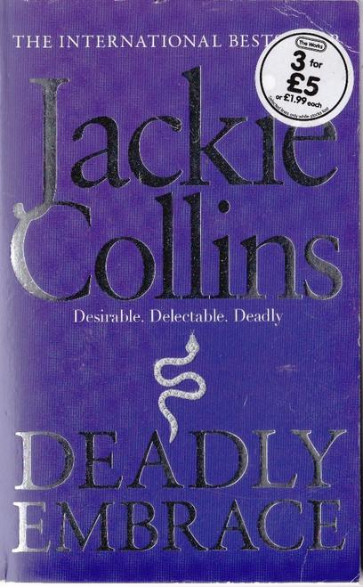 Collins, Jackie / Deadly Embrace