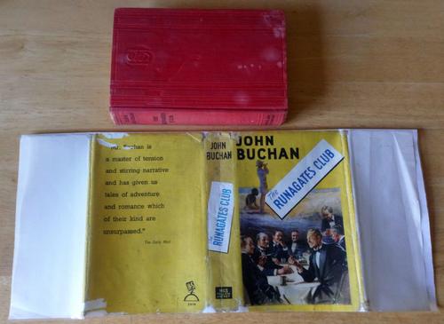 Buchan, John - The Runagates Club - HB 1941 Vintage  with jacket  SHORT STORIES