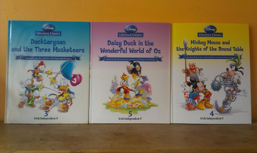 Disney Literature Classics (Complete 20 Book Set)