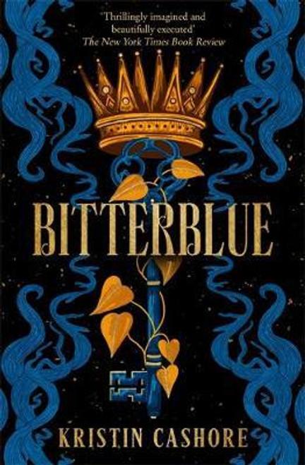 Cashore, Kristin - Bitterblue ( Graceling Realm - Book 3 ) PB - BRAND NEW