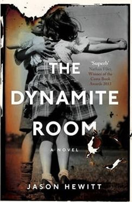 Hewitt, Jason - The Dynamite Room SIGNED Hardcover 1st Edition BRAND NEW
