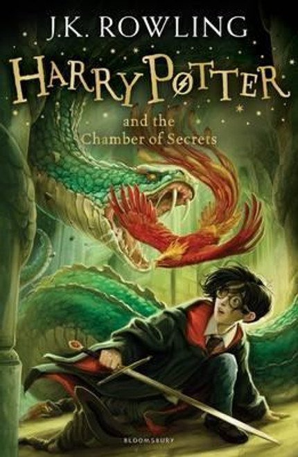 Rowling, J.K - Harry Potter & the Chamber of Secrets ( Book 2 ) BRAND NEW