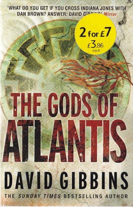 Gibbins, David / The Gods of Atlantis
