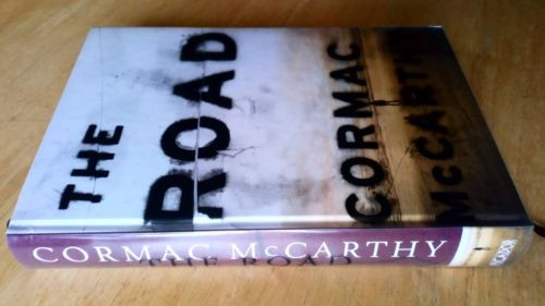 McCarthy, Cormac - The Road UK Hardback Deluxe Ed, 2009 in Glassine DJ Dystopia