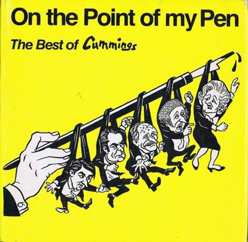 Cummings, Michael - On the Point of my Pen - Cartoons Newspaper