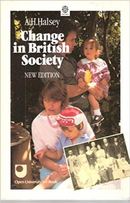 Halsey, A.H. / Change in British Society