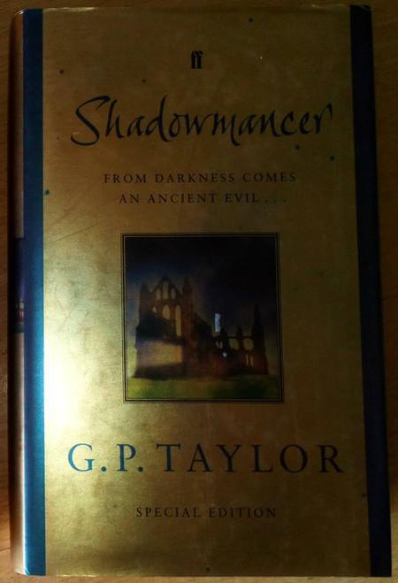 Taylor, G.P - Shadowmancer - HB Special Edition Fantasy 2003