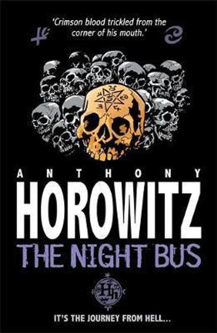 Horowitz, Anthony / The Night Bus