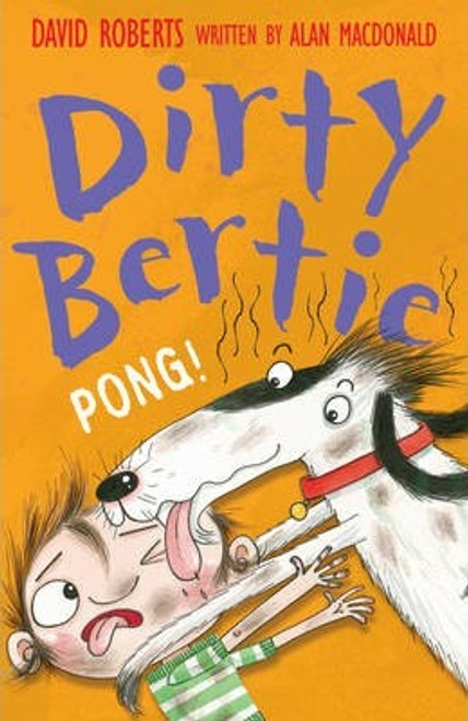 Roberts, David / Dirty Bertie: Pong!